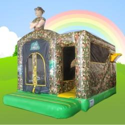 Army Alans Bouncy Castles
