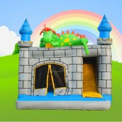 Dino dragon alans bouncy castles