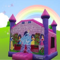 snow white combi alans bouncy castles